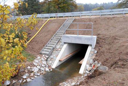 Brückenbauwerke & Durchlässe