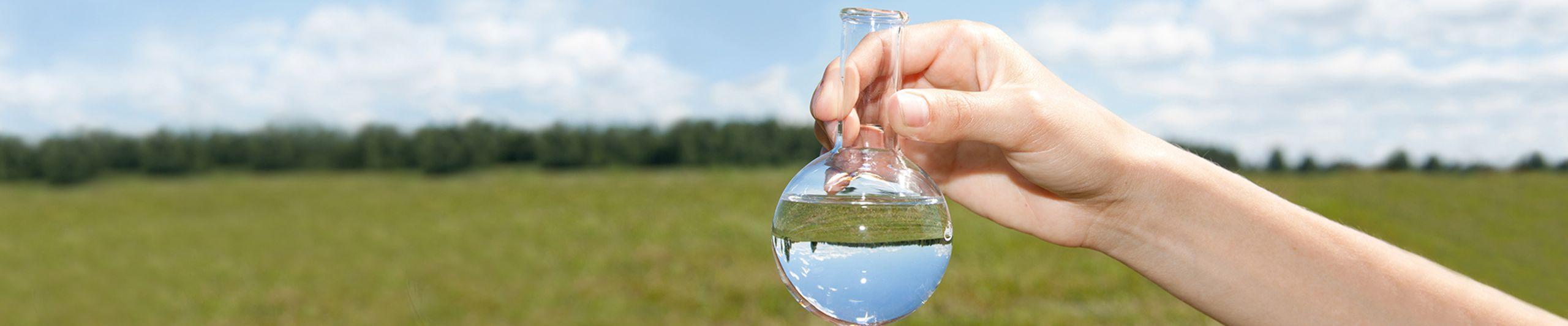 Abwasserbehandlung und -aufbereitung
