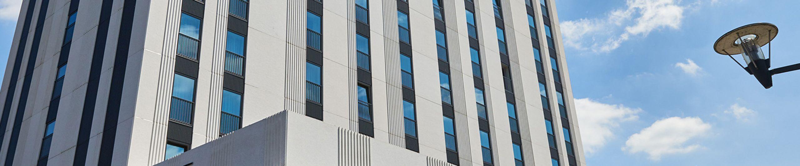 Betonfassaden in allen Varianten