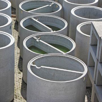 FUCHS AquaClear KKA-Behälter 2-Kammer