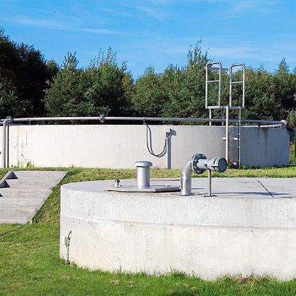 FUCHS AquaClear  <br />Sonder-Kläranlagen