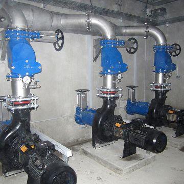 FUCHS Pumpstationen,  <br />individuell
