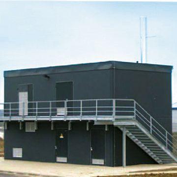 FUCHS Raumzellen Großstationen