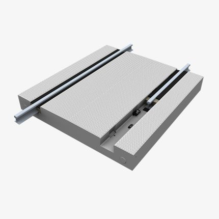 FUCHS Gleistragplatten