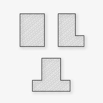 FUCHS Unterzüge / Riegel (gespannt)