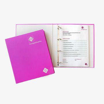 FUCHS Betriebsbuch für Abscheideranlagen