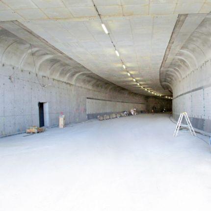 FUCHS Tunnelinnenwände