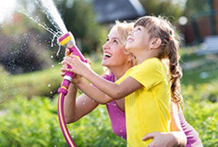 Rainwater usage